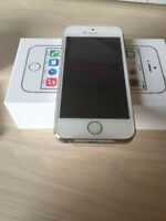 BNIB 1 WK. OLD Iphone 5s NEW IN WRAPPING Apple Care August 2016