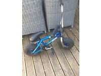 Seafoam Mini Rocker BMX Stunt Bike VGC Just £50 Sittingbourne