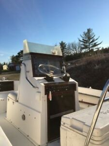 REDUCED for quick sale 1990 Seacraft Centre Console