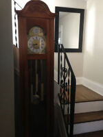 Tempus Fugit Grandfather Clock