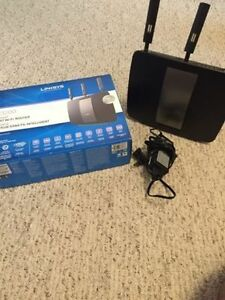 Linksys AC 3200 Wireless Wi-Fi Router