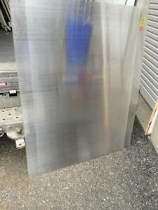 corrugated plastic sheets, great for green houses etc.