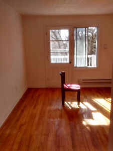 big renovated 41/2 in rosemont near good college,free August