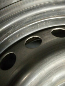 OEM 2006 - 2011 Honda civic factory tires and steel wheels
