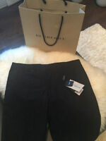 NEW BURBERRY LONDON TROUSERS