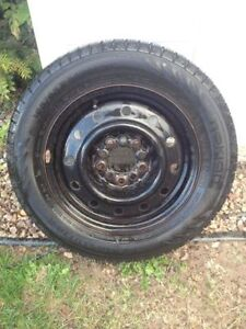 4 Lightly used tires for sale!!