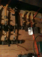 Gas line install/hook up/BBQ/pool heater/furnace/stove/cooktop