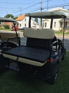 2010 CLUB CAR Precedent PHANTOM EDITION GOLF CART - 48Volt Cornwall Ontario image 3