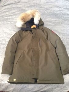 Brand New Men's Canada Goose Chateau Parka - 700 OBO