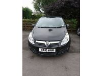 for sale vauxhall corsa 2010 3 door hatchback