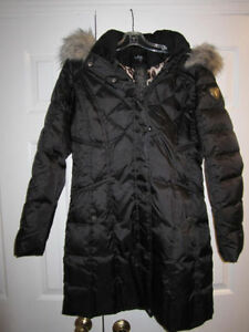 "Down Coat, ""UTEX Canada"" size Small, Brand New:REDUCED"