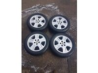 "Ford Mondeo 16"" Alloys"