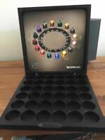 Plateau de presentation capsules Nespresso