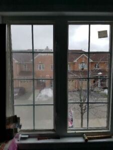 FOGGY/BROKEN/CRACKED GLASS CALL US NOW  647 -531- 7570