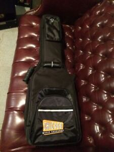 Gig bag pour solidbodies Gibson SG Les Paul PRS Ibane