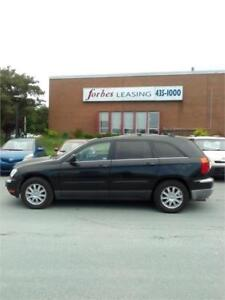 "2007 Chrysler Pacifica Touring leather  $5633 click ""SHOW MORE"""