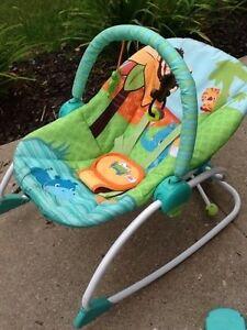 Bright Starts Baby Chair Rocker