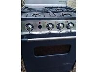 Dual fuel cooker - Rosieres Paul Bocuse