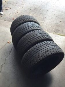 245-40-18 - Winter tires- New Condition