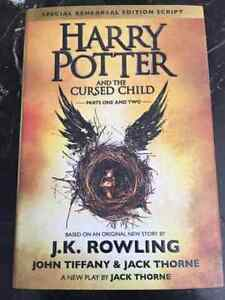 Brand New Harry Potter and the cursed child hard cover book   Edmonton Edmonton Area image 2