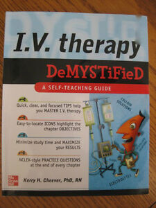 I.V. Therapy Text