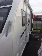 2015 Swift EXPLORER 2 MK2  Caravan Unanderra Wollongong Area Preview