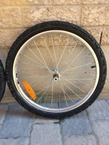 20 inch bike Wheel/Tire - Front