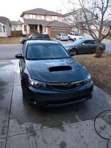 2009 Subaru Impreza WRX 265 Sedan