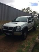 2007 Holden Rodeo LX RA Manual 4x4 Willagee Melville Area Preview