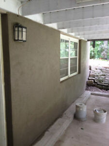 PARGING CONCRETE and Foundation repair Kitchener / Waterloo Kitchener Area image 1