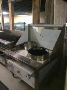 Brand new wok