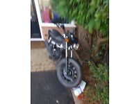 KEEWAY SUPERLIGHT CRUISER 125cc MOTORBIKE