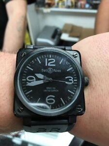 WOW BELLE MONTRE BELL & ROSS AUTOMATIC 1399.95 $$$