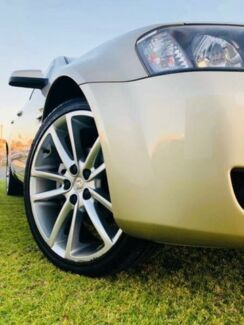 2009 Holden Berlina VE MY09.5 Dual Fuel Gold 4 Speed Automatic Sedan Maddington Gosnells Area Preview