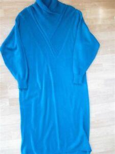 Teal Knit Dress X-Large