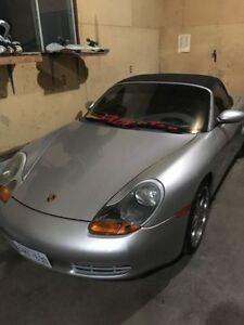 *Final price or storage*1999 Porsche Boxster Convertible