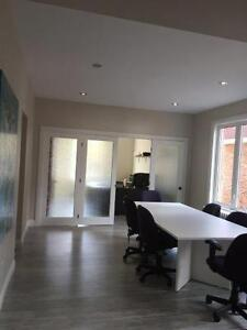 FULLY RENOVATED OFFICE DOWNTOWN-CHARM AND LOCATION