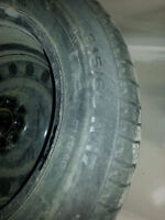 Continental 215/65R17 ContiwinterContact ts810