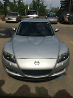 2004 Mazda RX-8 Coupe (2 door) REDUCED PRICE.