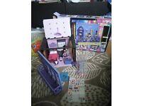 Littlest pet shop toy sets.