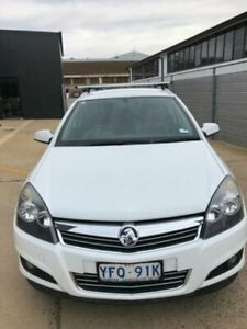 2008 Holden Astra AH MY08.5 CDX White 4 Speed Automatic Wagon Fyshwick South Canberra Preview