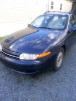 PARTS CAR FOR SALE! 2002 Saturn L-Series Wagon