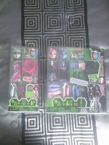 Monster High Dolls Small One $20.00 Large One $25.00