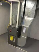 Furnace - Fireplace - Water heater - Air Conditioner - SALE