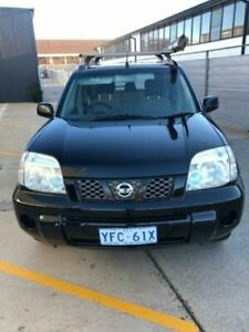 2007 Nissan X-Trail T30 MY06 ST-S X-Treme (4x4) Black 5 Speed Manual Wagon Fyshwick South Canberra Preview