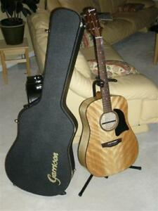 Garrison G10-HG Custom Shop All Wood Acoustic Guitar