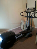 Ellipticle for sale! Nordic Track CX 990 model