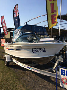 2016 Quintrex Fishabout 450 Burpengary Caboolture Area Preview