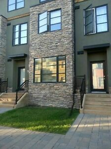 Two Bedroom European Stacked Townhome -Available July 1st