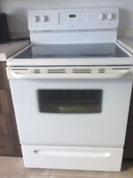 Fridge and stove ( only 1 year used) 2 FOR 1!!!!